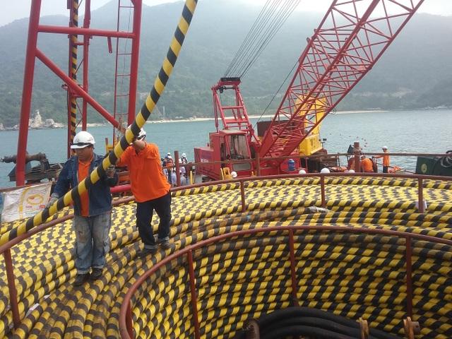 Đưa điện bằng cáp ngầm vượt biển ra Cù Lao Chàm