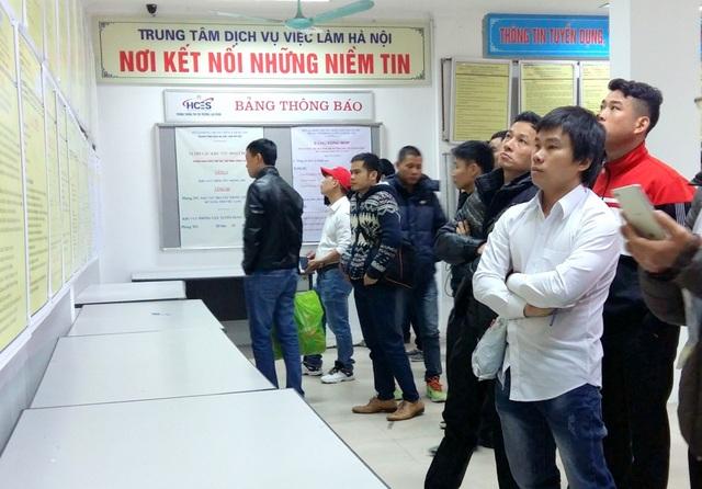 Hơn 1,1 triệu lao động thất nghiệp trong cả nước - 1
