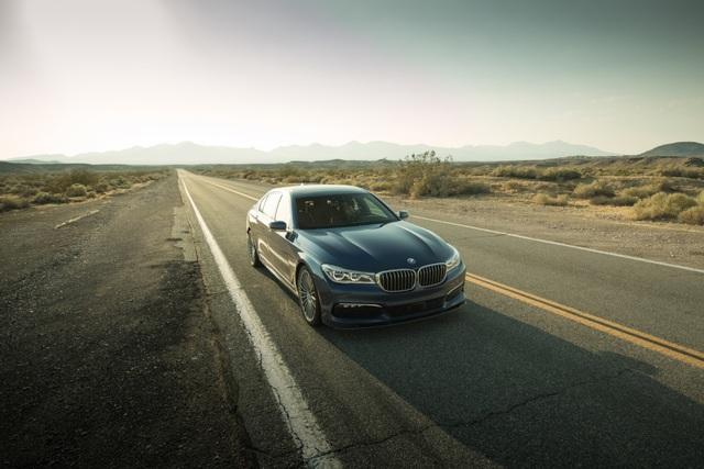 Cận cảnh tuyệt phẩm BMW Alpina B7 - 20