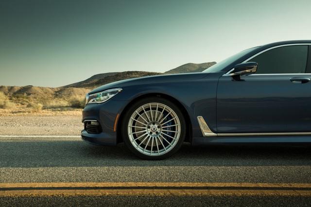 Cận cảnh tuyệt phẩm BMW Alpina B7 - 6