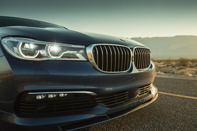Cận cảnh tuyệt phẩm BMW Alpina B7 - 4