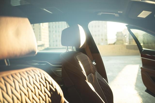 Cận cảnh tuyệt phẩm BMW Alpina B7 - 11