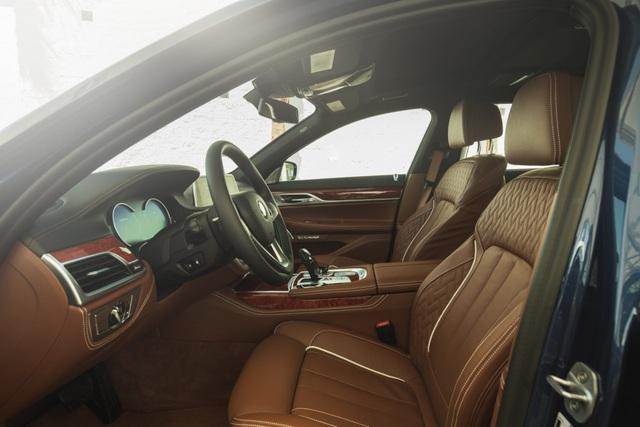 Cận cảnh tuyệt phẩm BMW Alpina B7 - 8