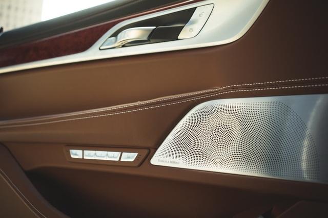 Cận cảnh tuyệt phẩm BMW Alpina B7 - 14