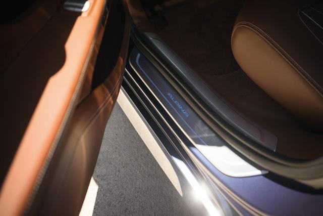 Cận cảnh tuyệt phẩm BMW Alpina B7 - 15
