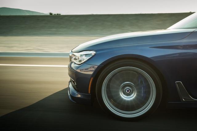 Cận cảnh tuyệt phẩm BMW Alpina B7 - 18