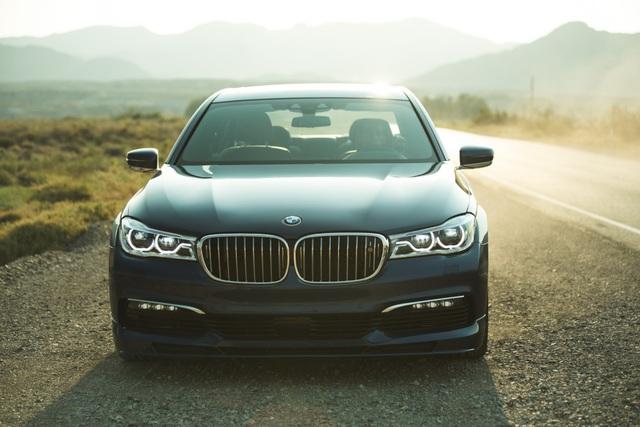 Cận cảnh tuyệt phẩm BMW Alpina B7 - 3