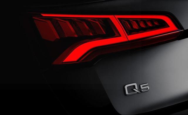 Hé lộ đầu tiên về Audi Q5 thế hệ mới - 1