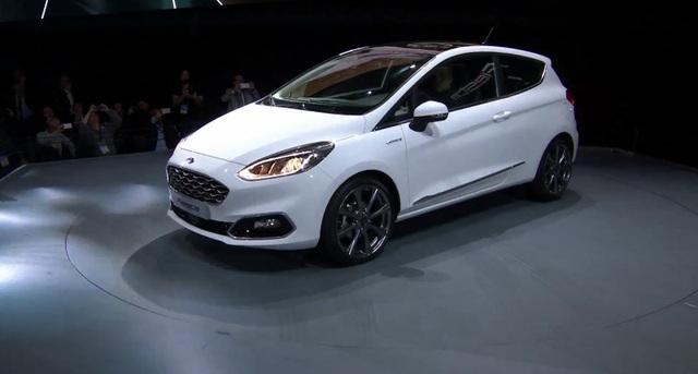 Ford Fiesta 2017 có gì mới? - 6