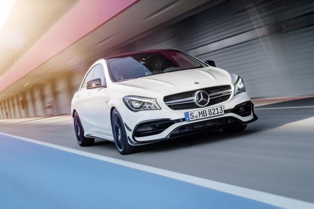 Mercedes-Benz sẽ làm A-Class phiên bản sedan - 1