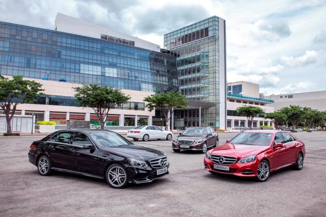 Khách hàng có thể mua gói bảo hành mở rộng để gia tăng giá trị bán lại cho xe