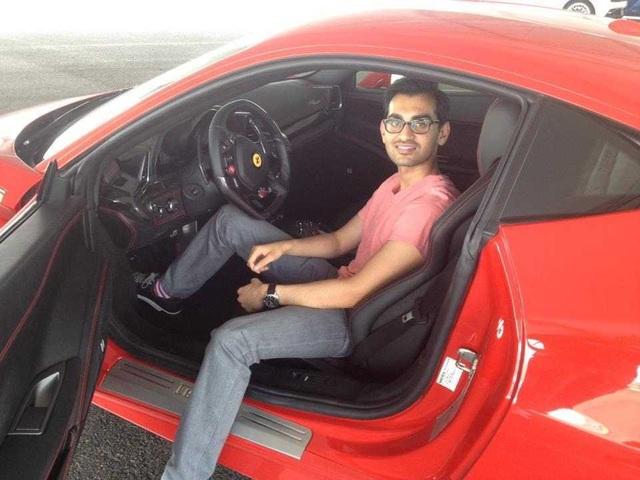 Tỷ phú trẻ Neil Patel – top 100 doanh nhân trẻ kiệt xuất nhất dưới 35 tuổi của Mỹ.