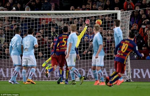Barcelona luôn đầy thận trọng khi đối đầu Celta Vigo tại Balaidos