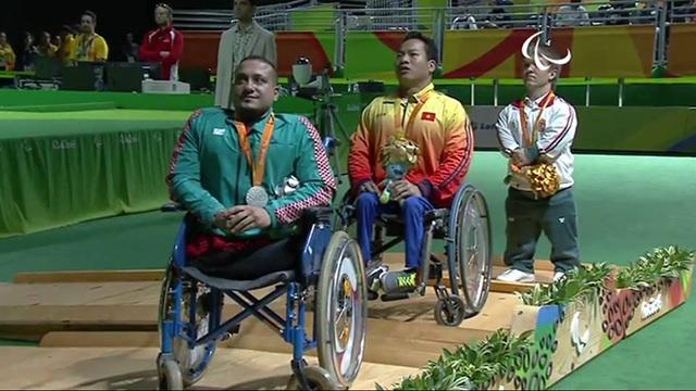 Khoảnh khắc xúc động khi giành HCV Paralympic của Lê Văn Công - 5