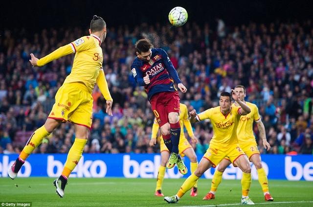 Barcelona và 3 điểm sống còn tại El Molinon - 2