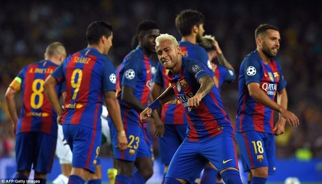 Barcelona sẽ đối diện không ít khó khăn tại nước Đức