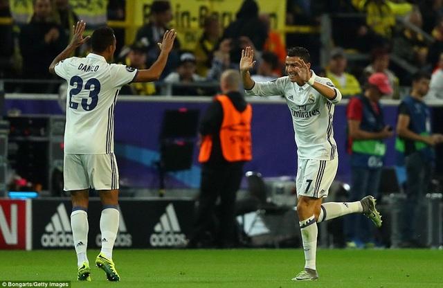 Real Madrid quyết tâm giành chiến thắng đậm đầu tiên ở Champions League