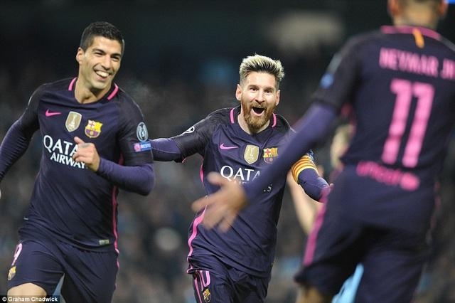Barcelona là đội khởi đầu tốt hơn...