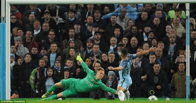 Man City đã có chiến thắng quan trọng để tiến bước vào vòng 1/8 Champions League