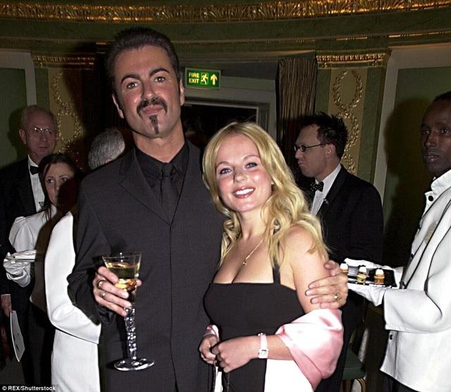 George Michael còn nhận con gái lớn của Geri, cựu thành viên nhóm Spice Girls, làm con nuôi.