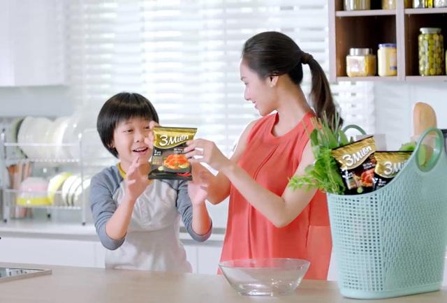 """Mì """"3 Miền"""" của UNIBEN là lựa chọn hàng đầu hiện nay của người tiêu dùng"""