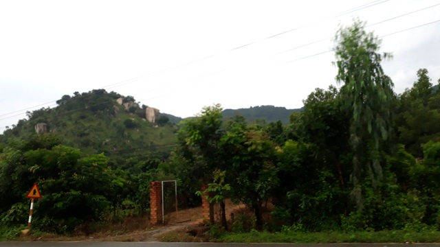 Tập trung tìm kiếm gần Thiền viện Viên Không.