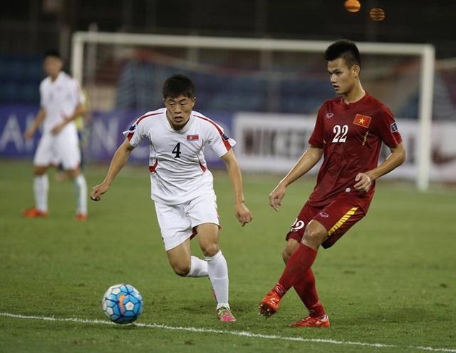 Những khoảnh khắc đáng nhớ trong chiến thắng của U19 Việt Nam - 4