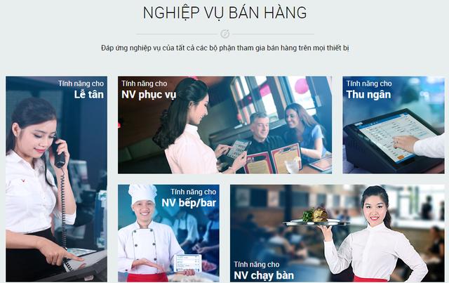 Quản lý hàng quán ăn uống bằng ứng dụng miễn phí trên di động - 5