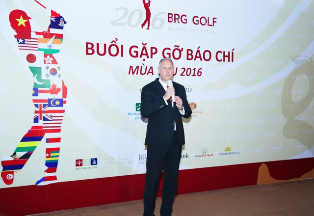 BRG Golf tổ chức ngày hội gôn đặc biệt chưa từng có 2016 BRG Golf Hà Nội Festival với tổng giá trị giải thưởng lên tới 6,5 tỷ đồng