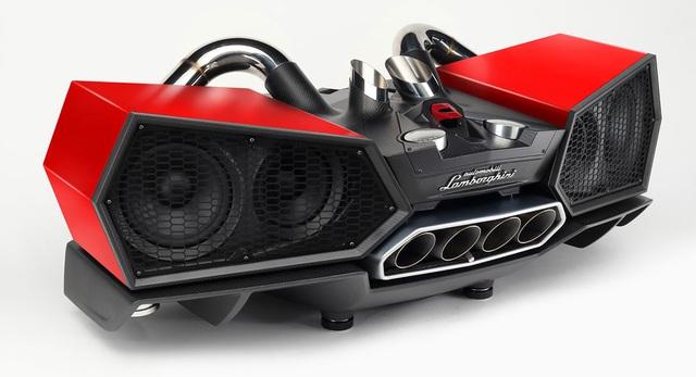 Lamborghini bán loa đắt hơn xe Camry - 1
