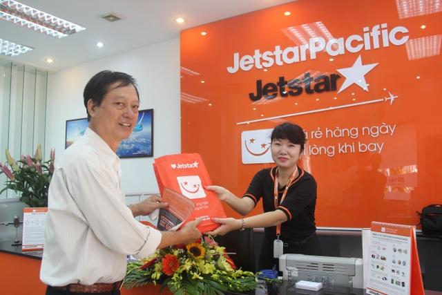 Jetstar Pacific mở thêm phòng vé giá rẻ tại Hà Nội - 1