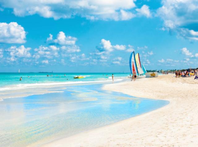 Varadero - Thiên đường của trời tơ và biển ngọc Cuba