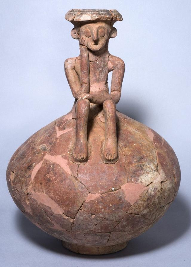 """Khám phá bức tượng """"nhà tư tưởng"""" 4.000 năm tuổi đáng kinh ngạc ở Israel - 2"""