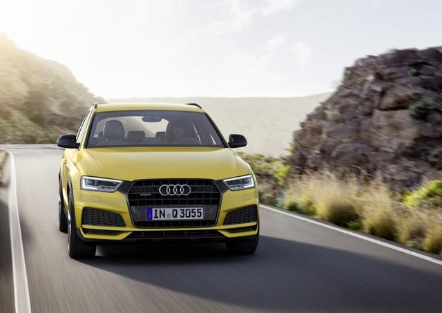 Audi Q3 đã có phiên bản nâng cấp S line - 3