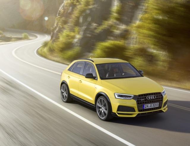 Audi Q3 đã có phiên bản nâng cấp S line - 4