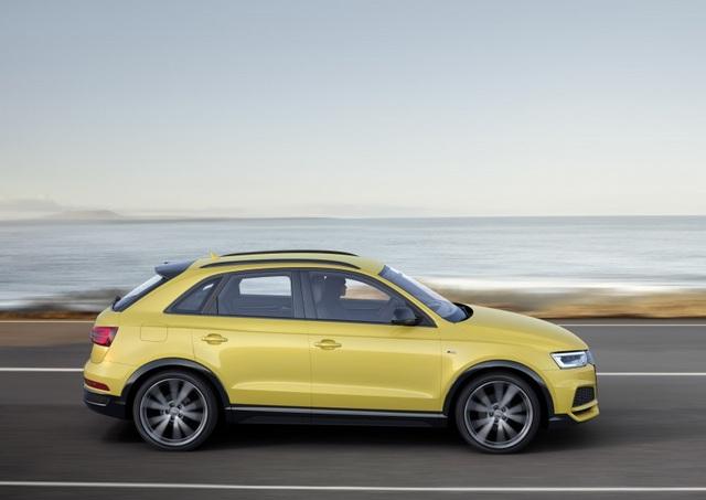 Audi Q3 đã có phiên bản nâng cấp S line - 5