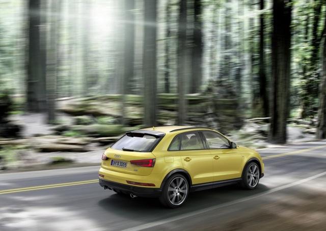Audi Q3 đã có phiên bản nâng cấp S line - 9