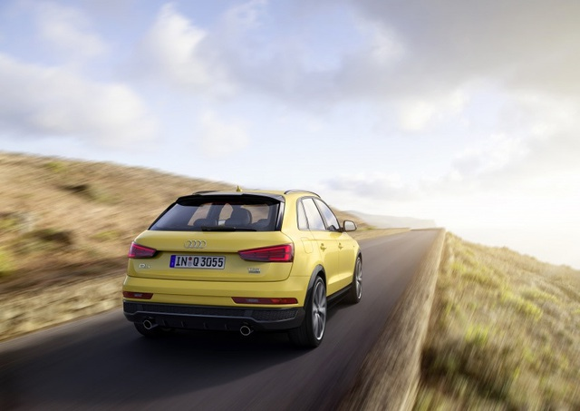 Audi Q3 đã có phiên bản nâng cấp S line - 10