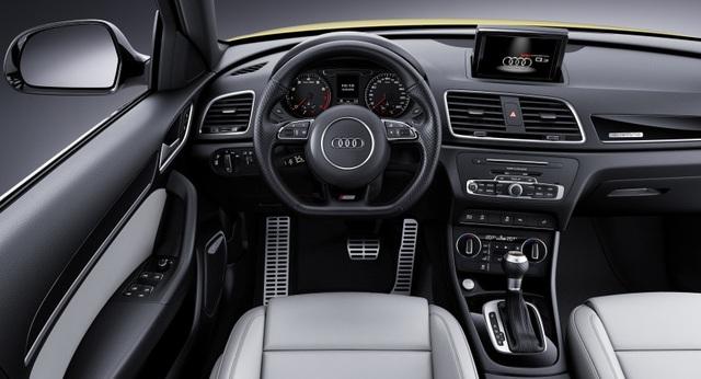 Audi Q3 đã có phiên bản nâng cấp S line - 8