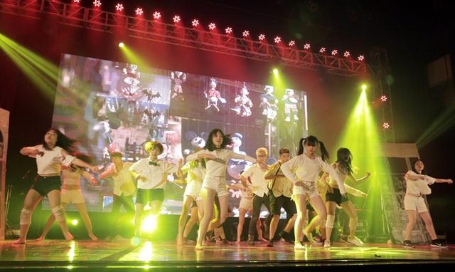 Khép lại phần thi chung kết là tiết mục Nhảy hiện đại của nhóm G'spot, với sự tham gia của gần 20 thành viên. Hóa thân thành những chú búp bê trong phòng của cậu chủ, các chàng trai, cô gái của nhóm kể một câu chuyện về tâm hồn của những món đồ chơi tưởng chừng như vô tri, vô giác này.