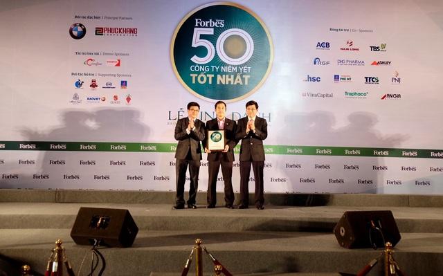 Tập đoàn Bảo Việt 4 năm liên tiếp là doanh nghiệp niêm yết tốt nhất Việt Nam - 1