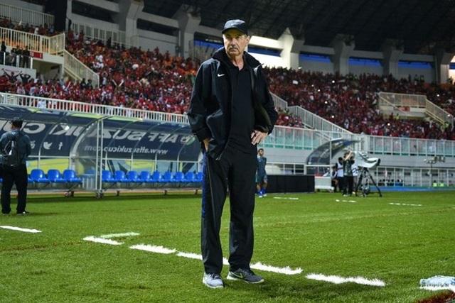 HLV Riedl khao khát lần đầu vô địch Đông Nam Á