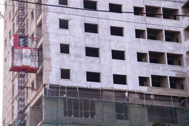 Dự án Tabudec Plaza (số 16 đường Phan Trọng Tuệ, Hà Nội) nằm trong số ít chung cư tại Thủ đô có mật độ xây dựng là 25%
