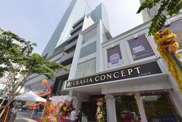 EURASIA CONCEPT khai trương chi nhánh thứ 2 tại TP.HCM