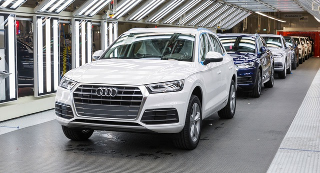 Volkswagen thừa nhận Audi dùng phần mềm gian lận - 1