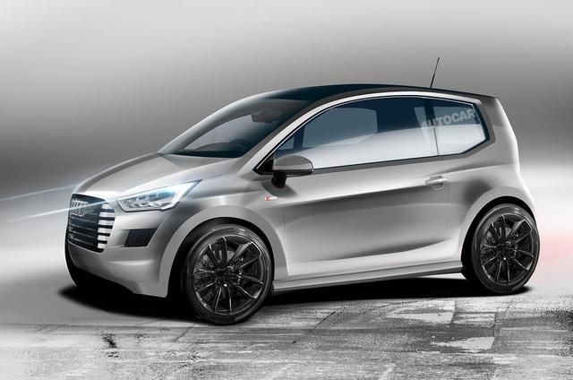 Audi lập thương hiệu con, chuẩn bị ra SUV chạy điện - 2
