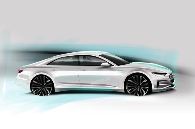 Audi lập thương hiệu con, chuẩn bị ra SUV chạy điện - 3