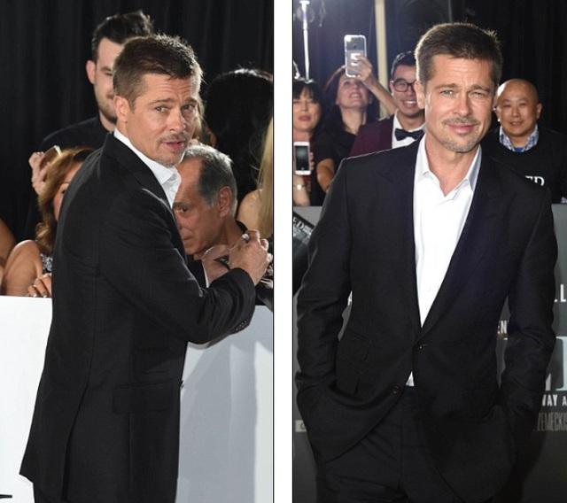 Angelina Jolie đệ đơn xin ly dị Brad Pitt lên tòa án hồi tháng 9 vừa qua, chỉ 2 năm sau ngày cưới