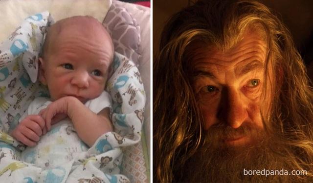 Gandalf nhìn thấy cũng phải giật mình