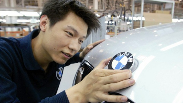 BMW triệu hồi gần 200.000 xe tại Trung Quốc - 1